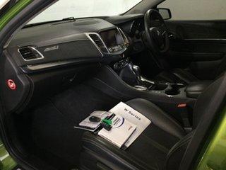 2015 Holden Commodore VF II MY16 SS V Green 6 Speed Sports Automatic Sedan