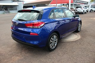 2019 Hyundai i30 PD2 MY19 Active Blue 6 Speed Automatic Hatchback