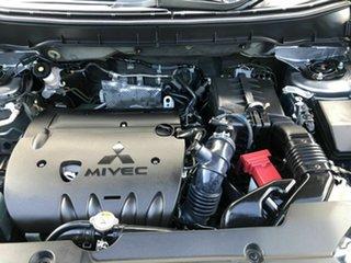 2018 Mitsubishi ASX XC MY19 ES 2WD Grey 1 Speed Constant Variable Wagon