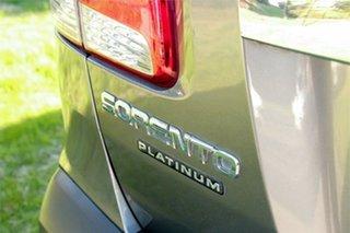 2011 Kia Sorento XM MY11 Platinum Silver 6 Speed Sports Automatic Wagon