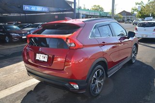 2018 Mitsubishi Eclipse Cross YA MY19 Black Edition (2WD) Red Continuous Variable Wagon.