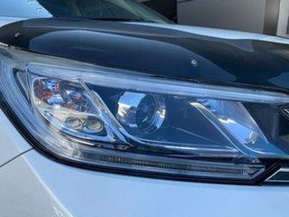 2015 Honda CR-V RM Series II MY16 VTi-L 4WD White 5 Speed Sports Automatic Wagon