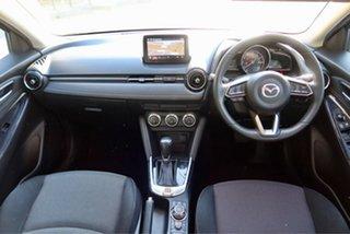 2017 Mazda 2 DJ2HAA Genki SKYACTIV-Drive Dynamic Blue 6 Speed Sports Automatic Hatchback.
