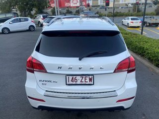 2019 Haval H2 Premium 2WD White 6 Speed Sports Automatic Wagon