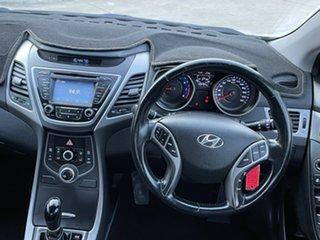2013 Hyundai Elantra MD3 Trophy Silver 6 Speed Sports Automatic Sedan