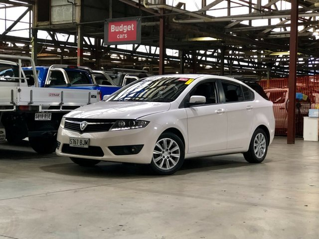 Used Proton Preve CR MY13 GX Mile End South, 2013 Proton Preve CR MY13 GX White 6 Speed Constant Variable Sedan
