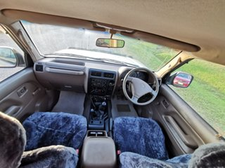 2002 Toyota Landcruiser Prado VZJ95R RV6 Gold 5 Speed Manual Wagon