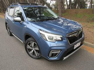 2018 Subaru Forester S5 MY19 2.5i-S CVT AWD Horizon Blue 7 Speed Constant Variable Wagon.