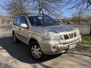2005 Nissan X-Trail T30 II ST Gold 5 Speed Manual Wagon.