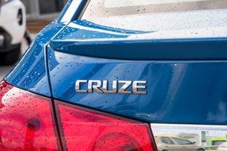 2014 Holden Cruze JH Series II MY14 Z Series Blue 6 Speed Sports Automatic Sedan