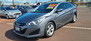 2015 Hyundai i40 VF2 Active Silver 6 Speed Sports Automatic Sedan