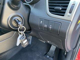 2014 Hyundai i30 GD2 MY14 SE Red 6 Speed Sports Automatic Hatchback