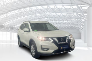2020 Nissan X-Trail T32 Series 2 ST-L (4WD) (5Yr) Ivory Pearl Continuous Variable Wagon.