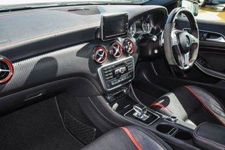 2013 Mercedes-Benz A-Class W176 A45 AMG SPEEDSHIFT DCT 4MATIC White 7 Speed