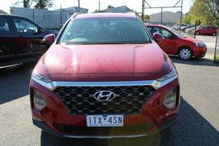 2019 Hyundai Santa Fe TM MY19 Elite Red 8 Speed Sports Automatic Wagon.