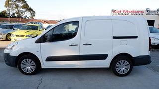2014 Citroen Berlingo B9C MY14 L2 HDi White 5 Speed Manual Van