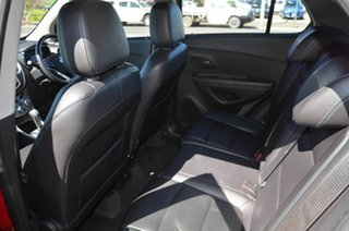 2013 Holden Trax TJ LTZ Maroon 6 Speed Automatic Wagon