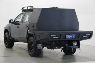 2019 Mitsubishi Triton MR MY19 GLX+ Double Cab Grey 6 Speed Sports Automatic Utility.