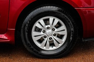 2012 Kia Grand Carnival VQ MY12 SI Red 6 Speed Sports Automatic Wagon