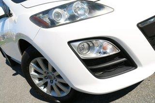 2011 Mazda CX-7 ER10L2 Classic Activematic White 5 Speed Sports Automatic Wagon.