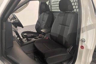 2017 Mazda BT-50 UR0YE1 XT 4x2 Hi-Rider White 6 speed Automatic Cab Chassis