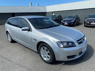 2009 Holden Commodore VE MY10 Omega Sportwagon Silver 6 Speed Sports Automatic Wagon.