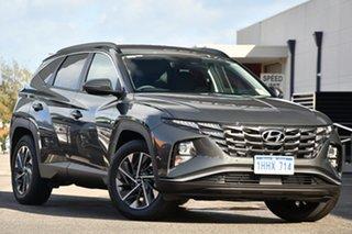 2021 Hyundai Tucson NX4.V1 MY22 Elite AWD Amazon Gray 8 Speed Automatic Wagon.
