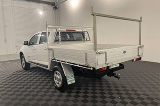 2015 Holden Colorado RG MY15 LS Crew Cab 4x2 White 6 speed Automatic Cab Chassis