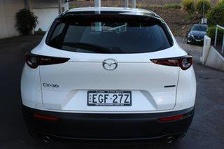 2019 Mazda CX-30 DM2W7A G20 SKYACTIV-Drive Evolve White 6 Speed Sports Automatic Wagon