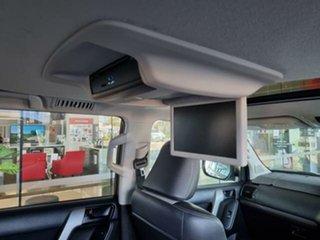 2014 Toyota Landcruiser Prado KDJ150R MY14 Altitude (4x4) Silver Pearl 5 Speed Sequential Auto Wagon