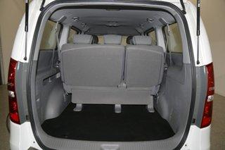 2014 Hyundai iMAX TQ-W MY15 White 5 Speed Automatic Wagon