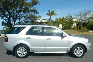 2011 Ford Territory SY MkII TS RWD Limited Edition 4 Speed Sports Automatic Wagon.