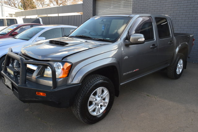Pre-Owned Holden Colorado RC MY10 LX (4x4) Wellington, 2010 Holden Colorado RC MY10 LX (4x4) 5 Speed Manual Crew Cab Pickup