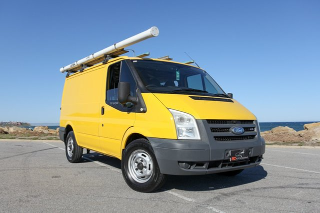 Used Ford Transit VM Low Roof SWB Lonsdale, 2007 Ford Transit VM Low Roof SWB Yellow 5 Speed Manual Van