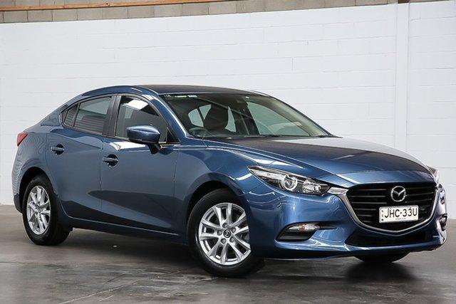 Used Mazda 3 BN5278 Neo SKYACTIV-Drive Erina, 2016 Mazda 3 BN5278 Neo SKYACTIV-Drive Blue 6 Speed Sports Automatic Sedan