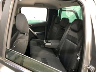 2018 Ford Ranger PX MkIII 2019.00MY XLT Silver 10 Speed Sports Automatic Utility