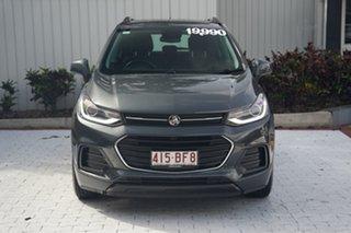 2017 Holden Trax TJ MY17 LS Grey 6 Speed Automatic Wagon.