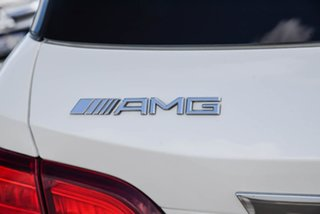 2016 Mercedes-Benz GLE-Class W166 GLE63 AMG SPEEDSHIFT PLUS 4MATIC S White 7 Speed