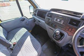 2007 Ford Transit VM Low Roof SWB Yellow 5 Speed Manual Van.