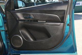 2012 Holden Cruze JH Series II MY12 CDX Green 6 Speed Sports Automatic Sedan