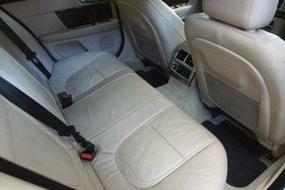 2015 Jaguar XF X250 MY15 Premium Luxury White 8 Speed Sports Automatic Sedan