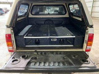 2005 Toyota Hilux KUN26R MY05 SR5 White 4 Speed Automatic Utility