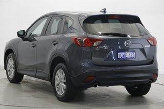 2015 Mazda CX-5 KE1032 Maxx SKYACTIV-Drive AWD Sport Grey 6 Speed Sports Automatic Wagon.
