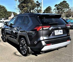2020 Toyota RAV4 Axaa54R Edge AWD Graphite 8 Speed Sports Automatic Wagon.