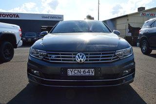 2016 Volkswagen Passat 3C MY16 140 TDI Highline Graphite 6 Speed Direct Shift Sedan.