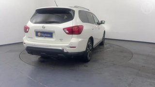 2019 Nissan Pathfinder R52 Series III MY19 Ti X-tronic 2WD White 1 Speed Constant Variable Wagon