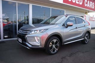 2020 Mitsubishi Eclipse Cross YA MY20 LS 2WD Silver 8 Speed Constant Variable Wagon