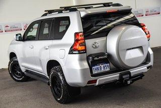 2020 Toyota Landcruiser Prado GDJ150R GXL Silver Pearl 6 Speed Sports Automatic Wagon.