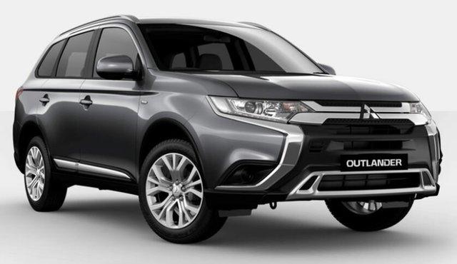 New Mitsubishi Outlander ZL MY21 ES AWD Atherton, 2021 Mitsubishi Outlander ZL MY21 ES AWD Grey 6 Speed Constant Variable Wagon