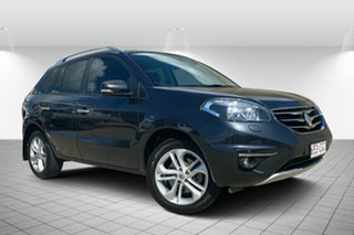 2012 Renault Koleos H45 Phase II Bose Special Edition Grey 6 Speed Sports Automatic Wagon.